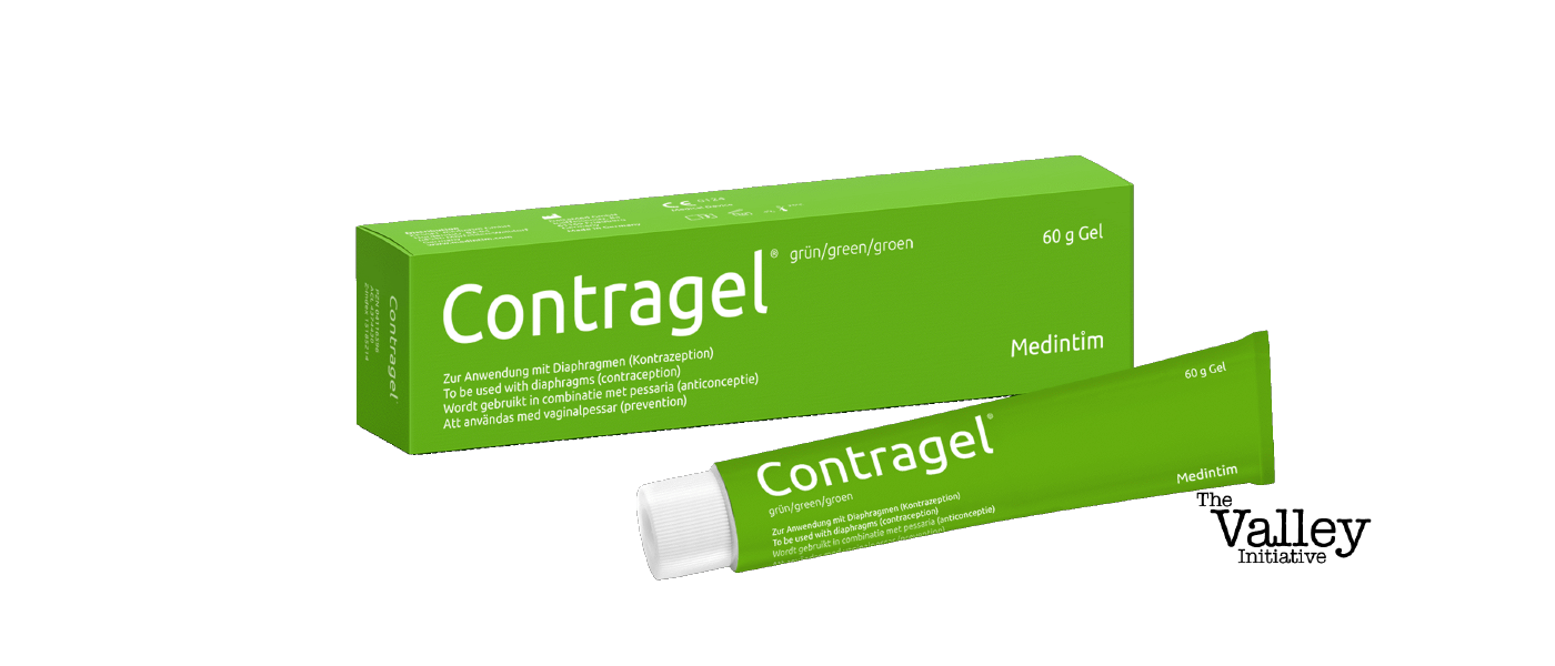 ContraGel, The Natural Alternative To Spermicide.